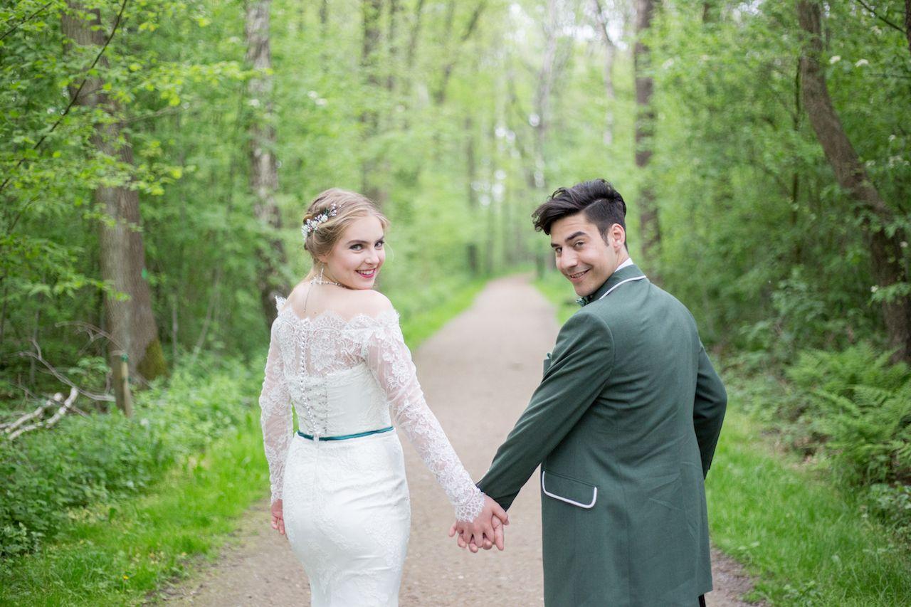 Galerie der Fake Hochzeit