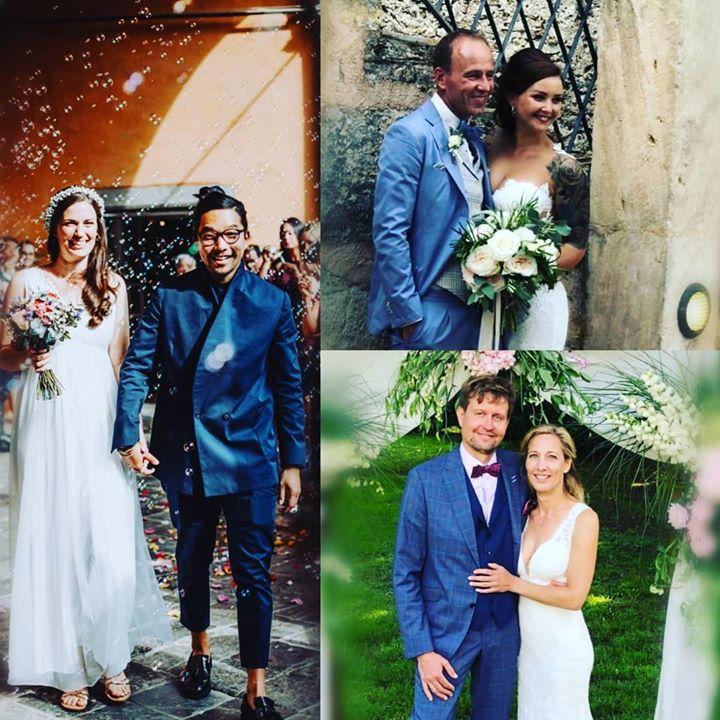 Wie für die Braut gibt es passend für den Bräutigam das richtige Outfit! Ob…